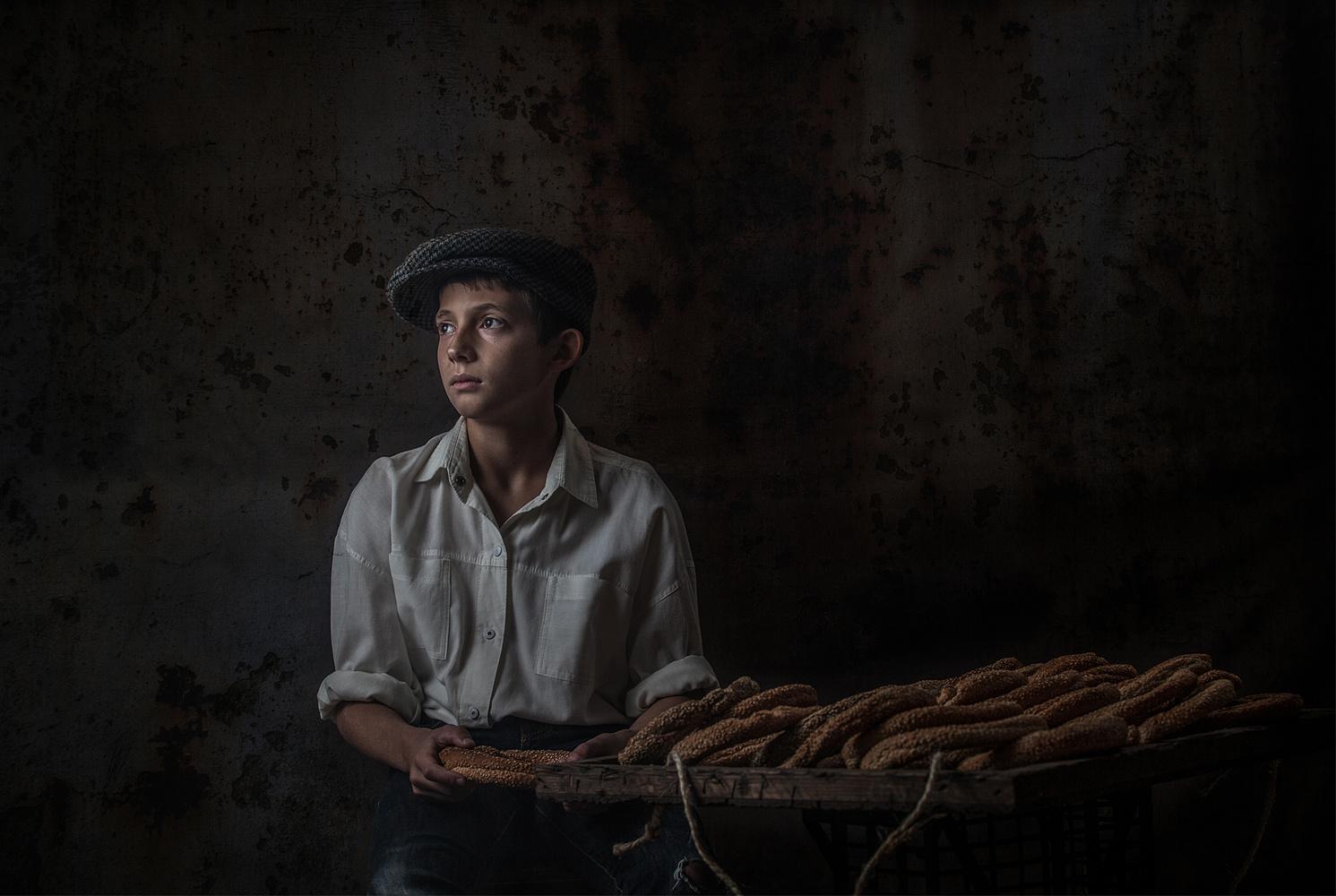 The Bunner by Akis Douzlatzis