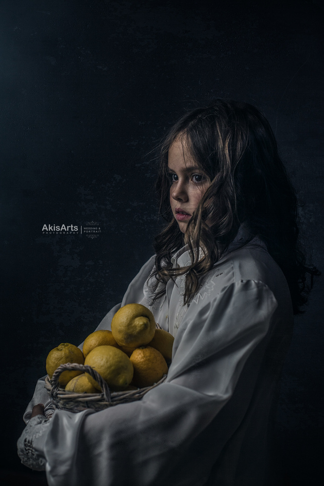 lemons by Akis Douzlatzis