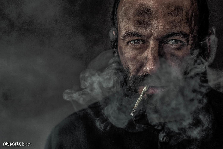 Homeless by Akis Douzlatzis