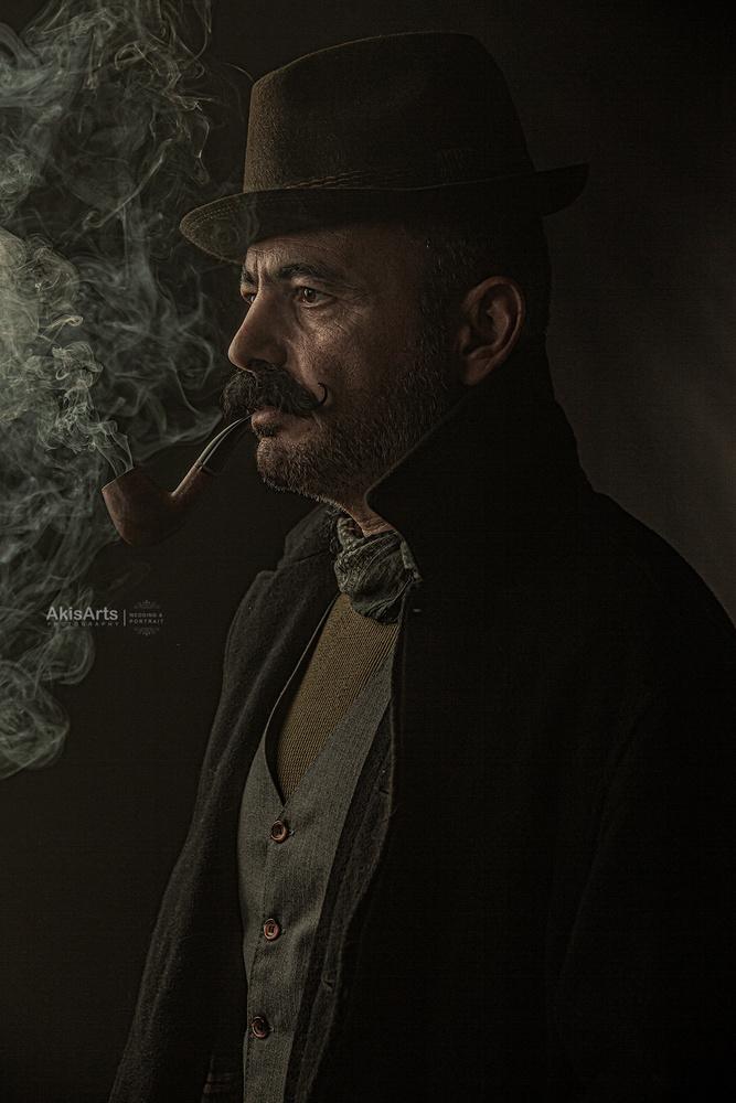The Bucher by Akis Douzlatzis