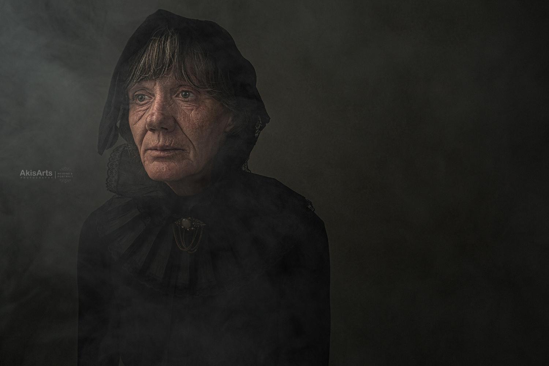 black widow by Akis Douzlatzis