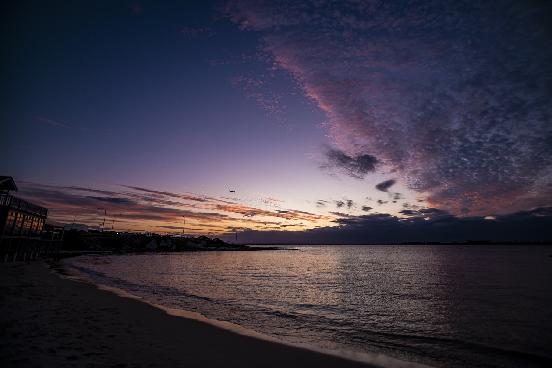 Sunset in Australia by Gabriel Hershewe