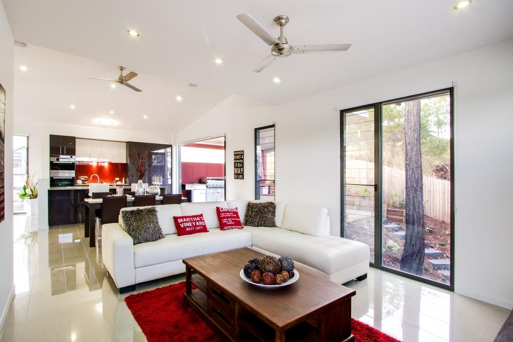 Lounge Room by Scott Bourke