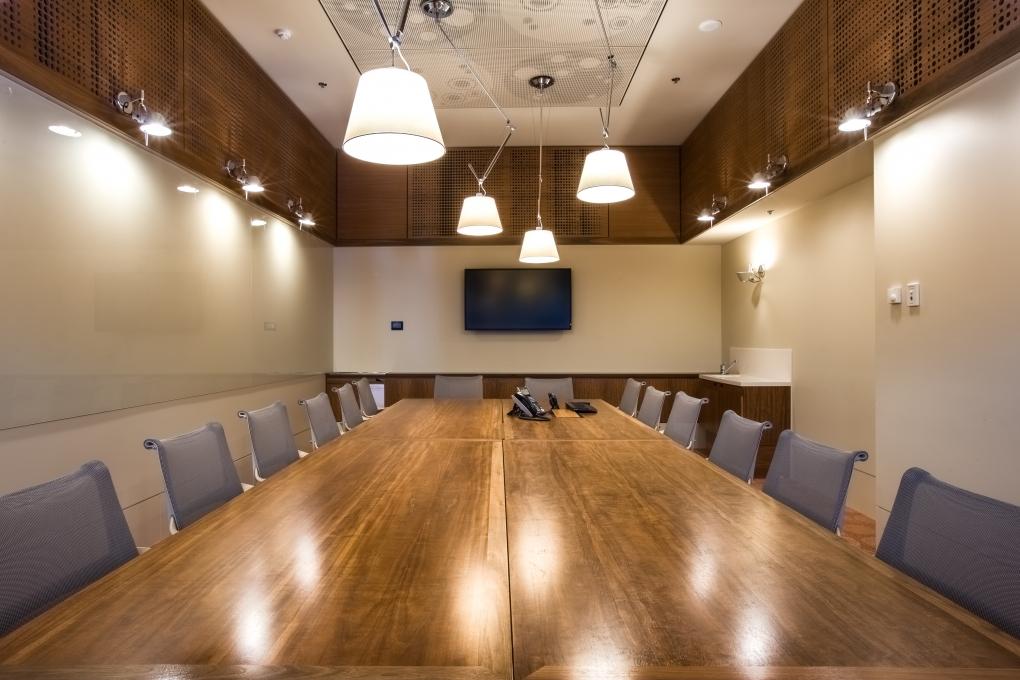 Boardroom by Scott Bourke