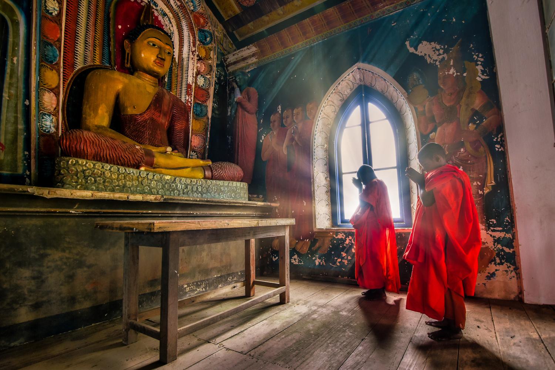 Namaskara by Lahiru Madusanka