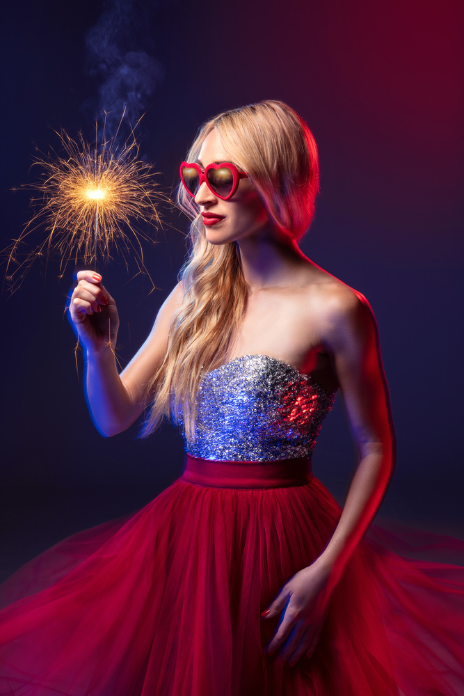 Looks like the 4th of July by Ashley Boring
