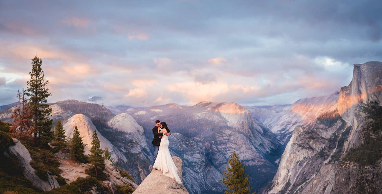 Yosemite Wedding by Scott Mosley