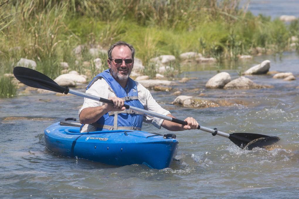 Llano River Adventures by Mike Bartoszek