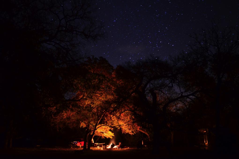 Camp by Mike Bartoszek