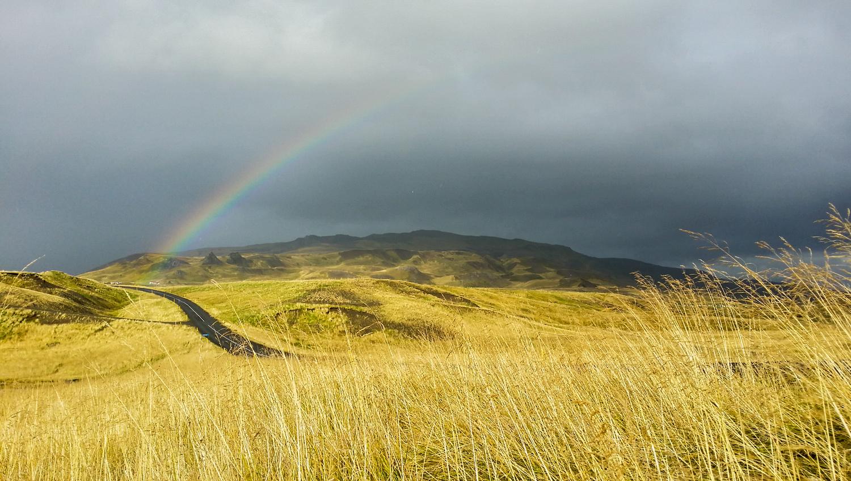 Icelandic Rainbow by Jessica Zaccaria