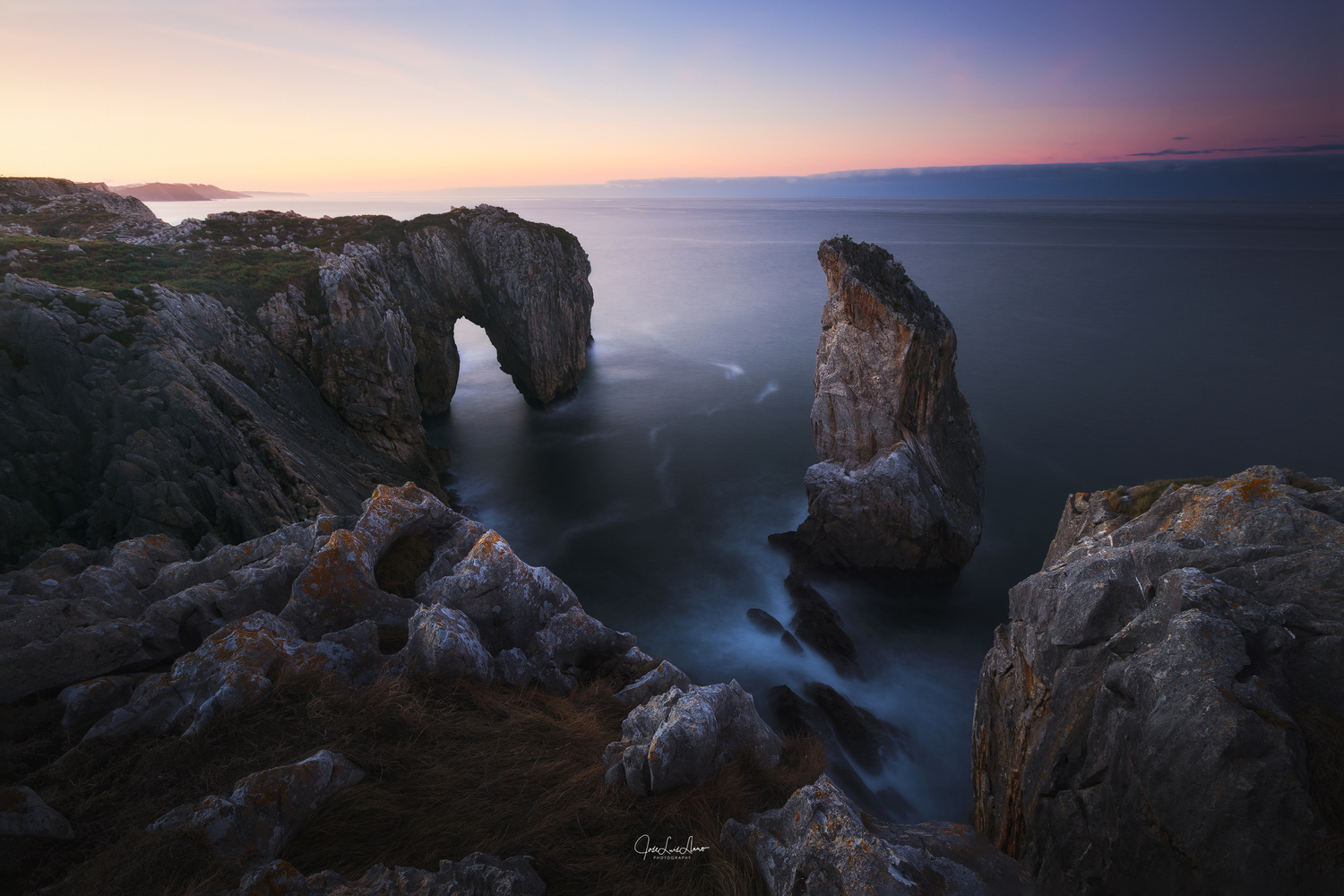 Cliffs of Hell by Jose Luis Llano