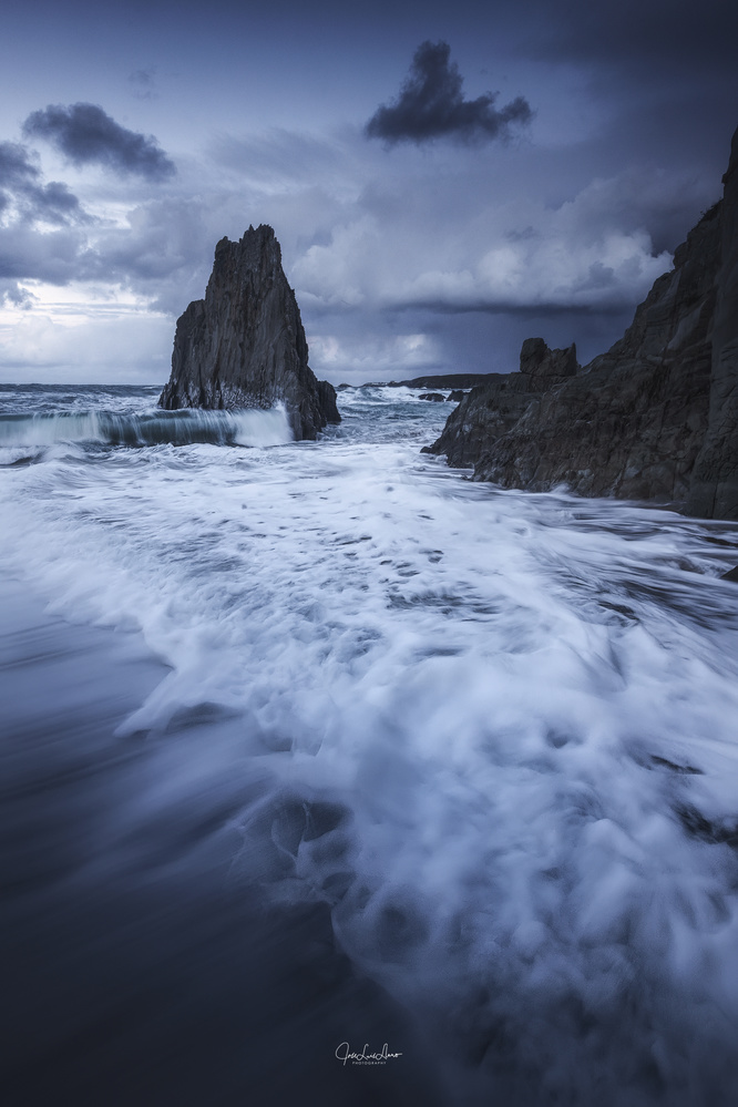 Mexota beach by Jose Luis Llano