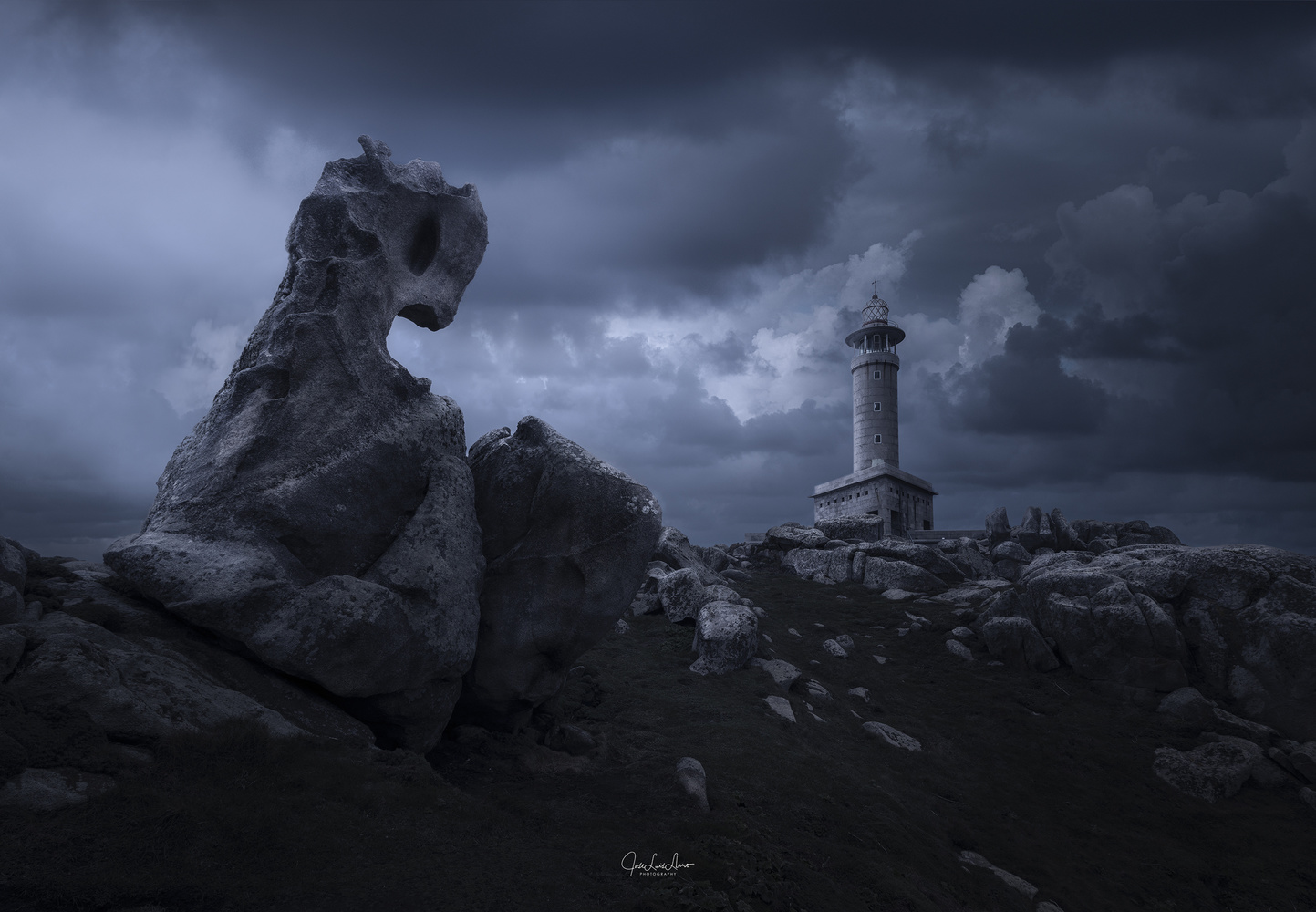 Nariga dark mood by Jose Luis Llano