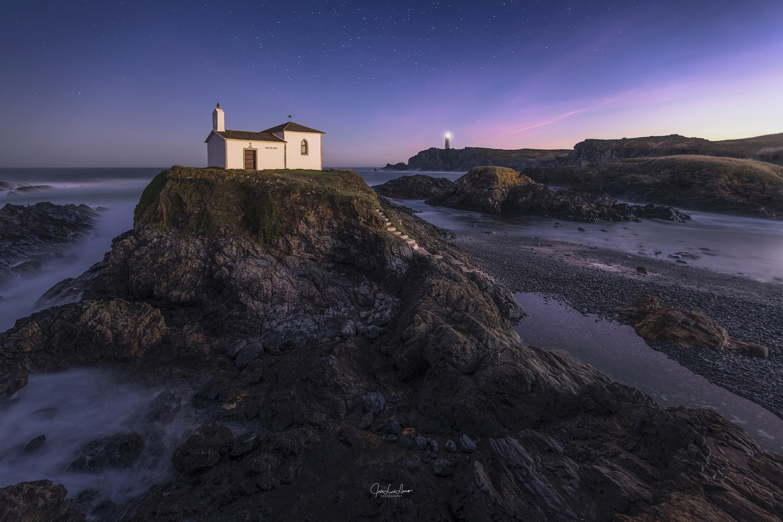 Virxe do Porto by Jose Luis Llano