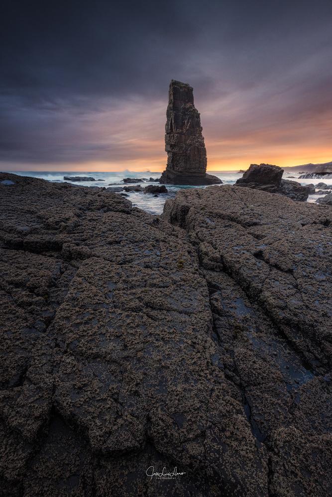 Menhir by Jose Luis Llano