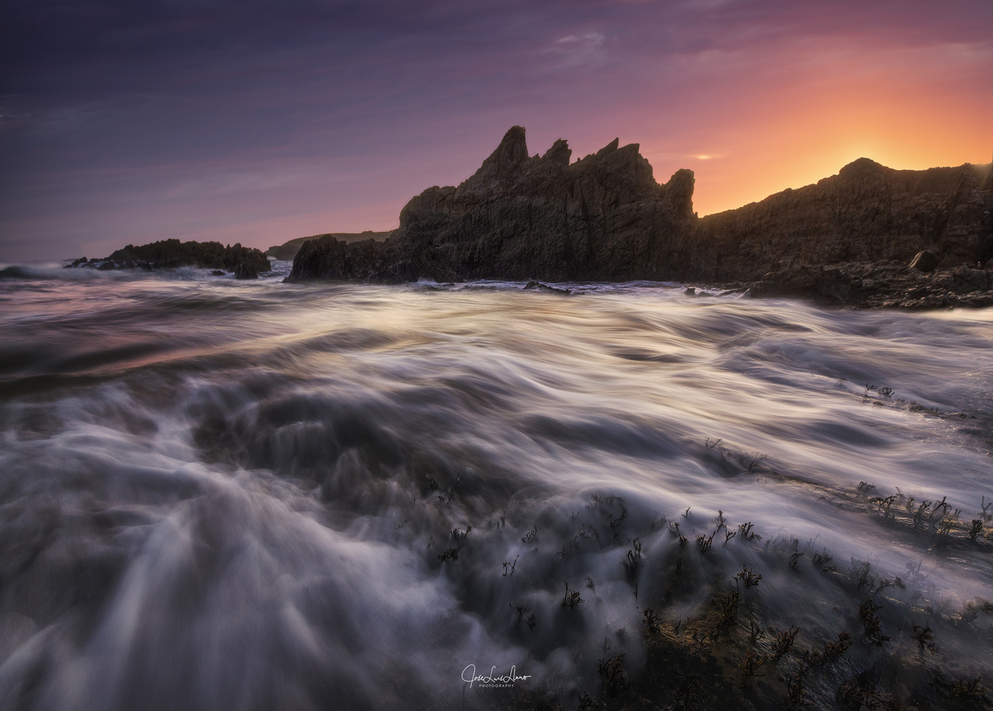Mexota beach by Jose Luis Llano
