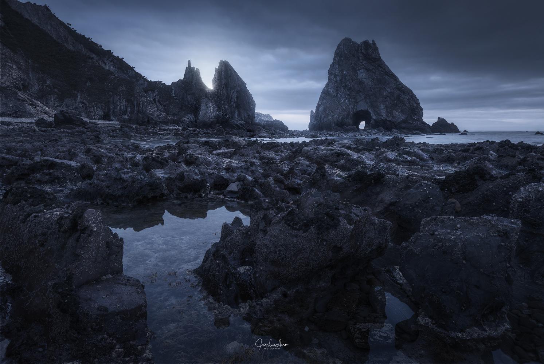 Prehistoric L'Airin by Jose Luis Llano