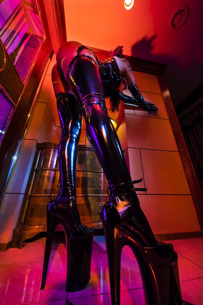 Fetish Boots by Rik Sanchez