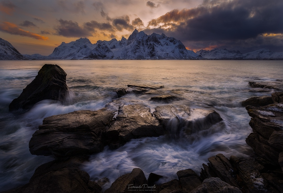 Vareid, Lofoten by Fernando Poncela