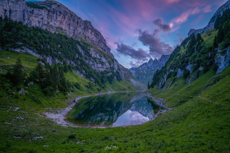 Sunset by Yaz Loukhal