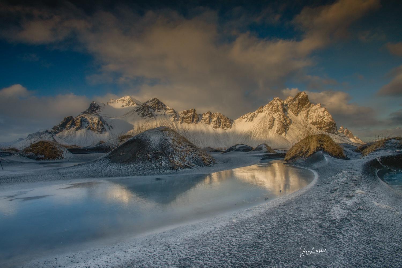 Stokksness Iceland by Yaz Loukhal