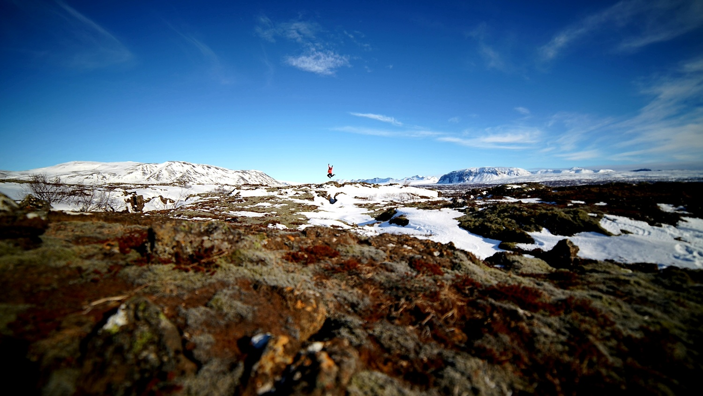 Thingvellir National Park by Karl Anderson
