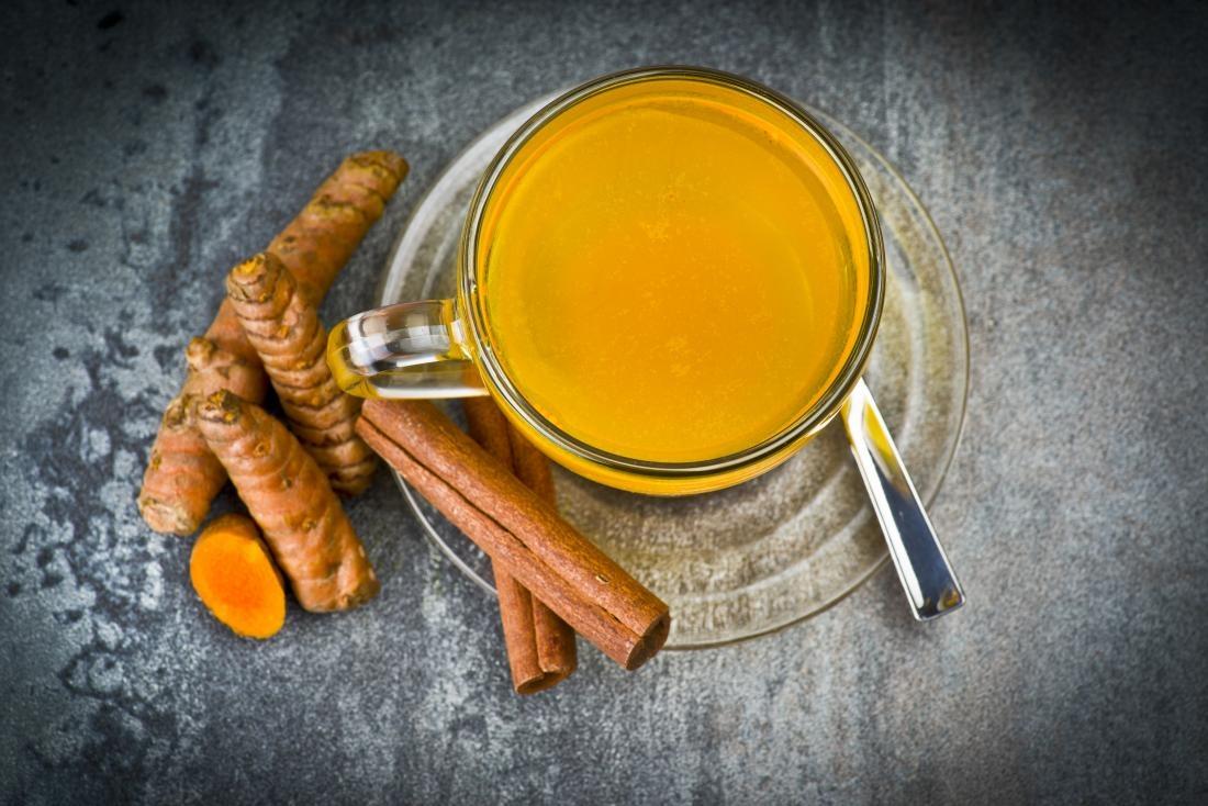 What is turmeric tea good for by Vahdam teas