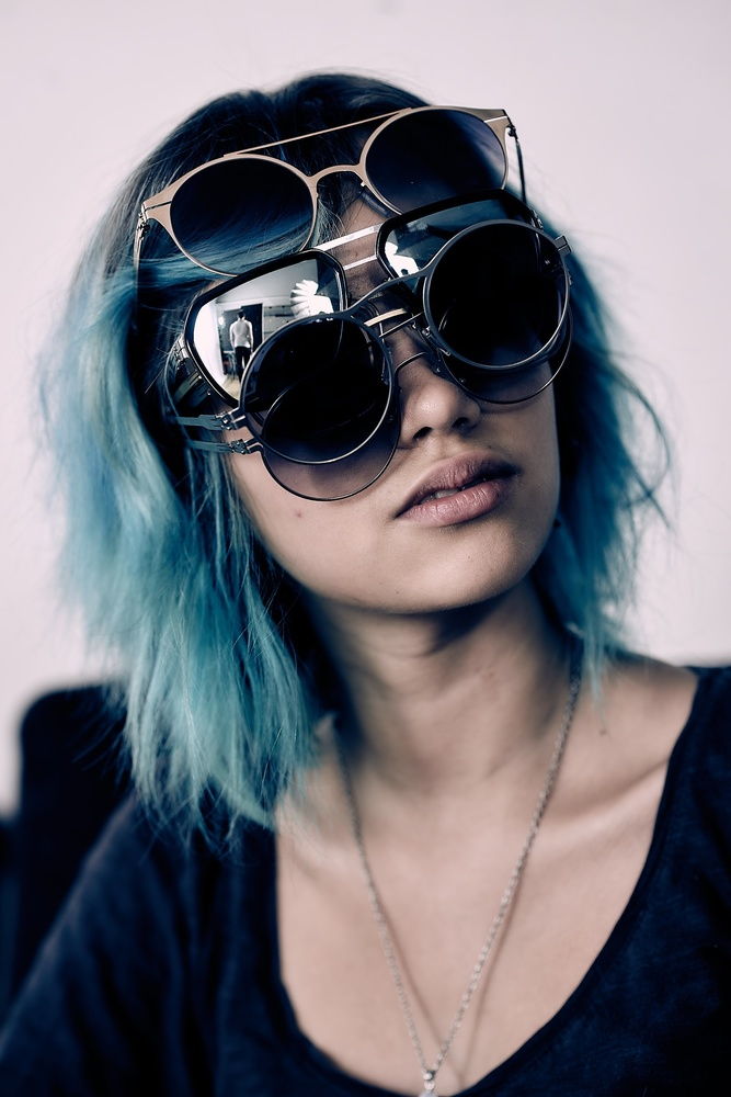 Eyewear by Martin Peterdamm