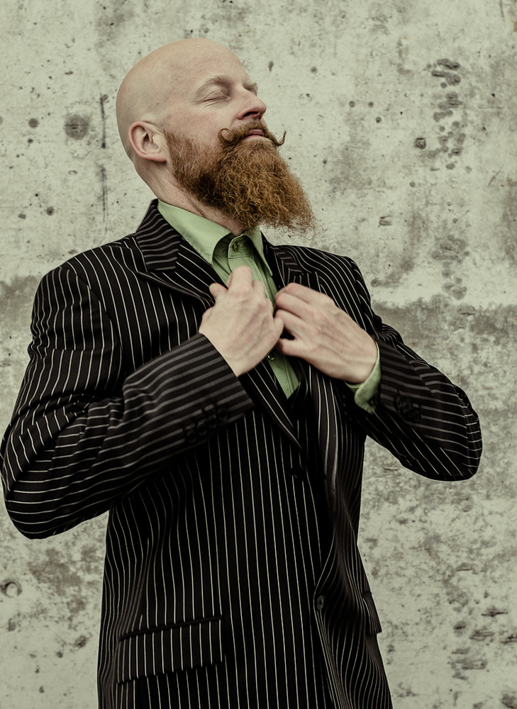 Red Beard by Martin Peterdamm