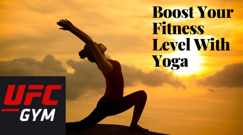 Find The Best Classes of Yoga Near You by Barnabas Huang
