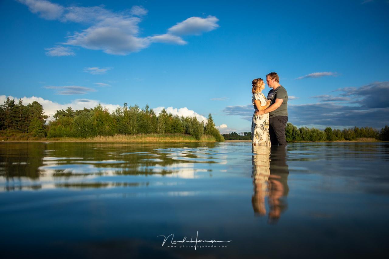 The couple by Nando Harmsen