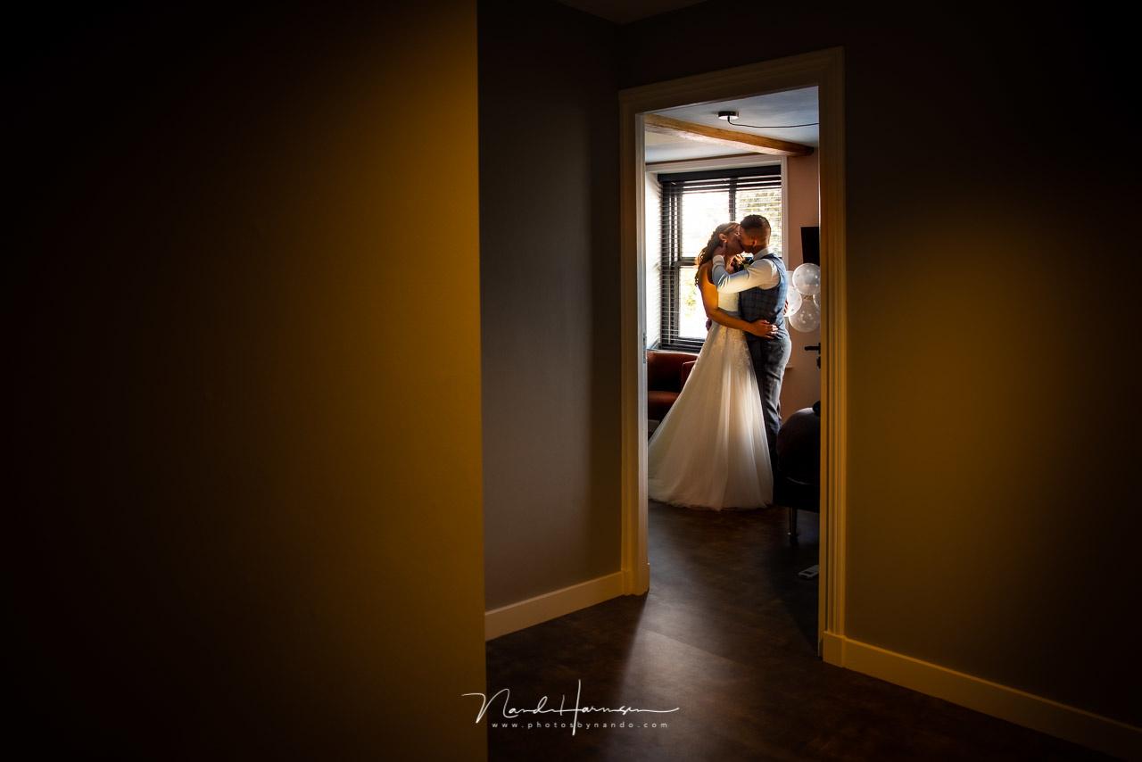 Newlyweds by Nando Harmsen