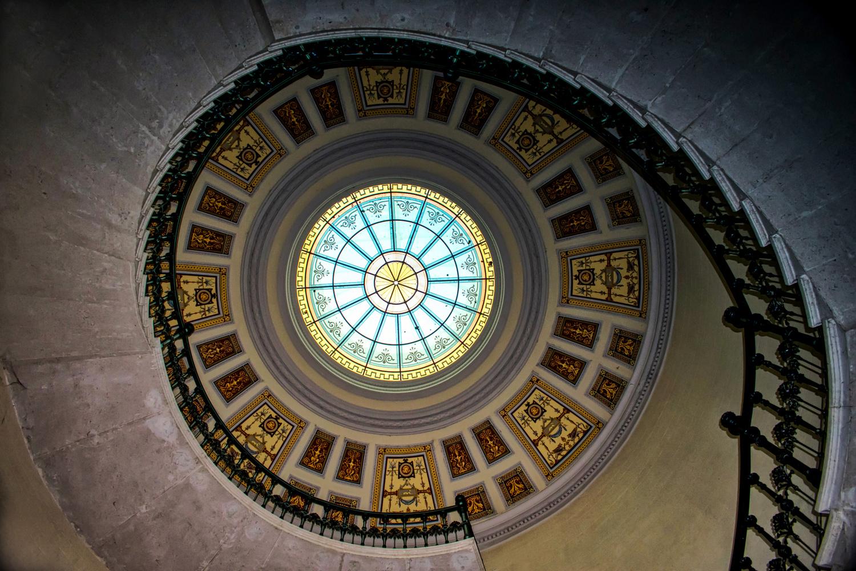 Stairway by Bán Katalin
