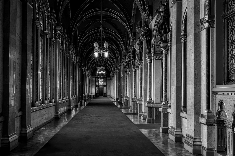 Corridor by Bán Katalin