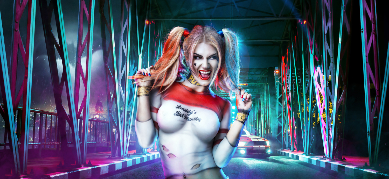 Cosplay - Harley Quinn by Steve Casting