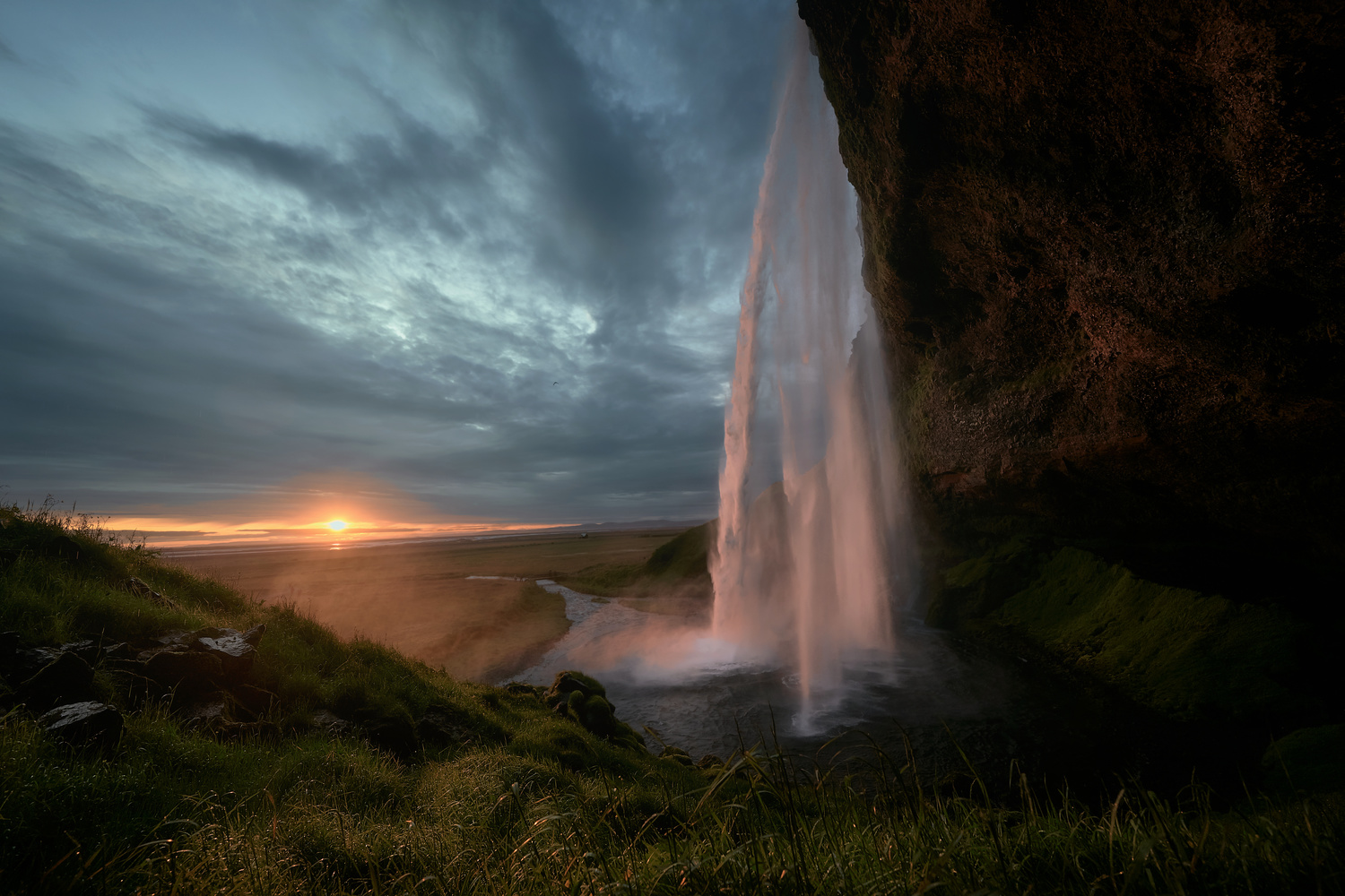 Seljalandfoss, one of the Top Five in Iceland by DaniGviews /Daniel