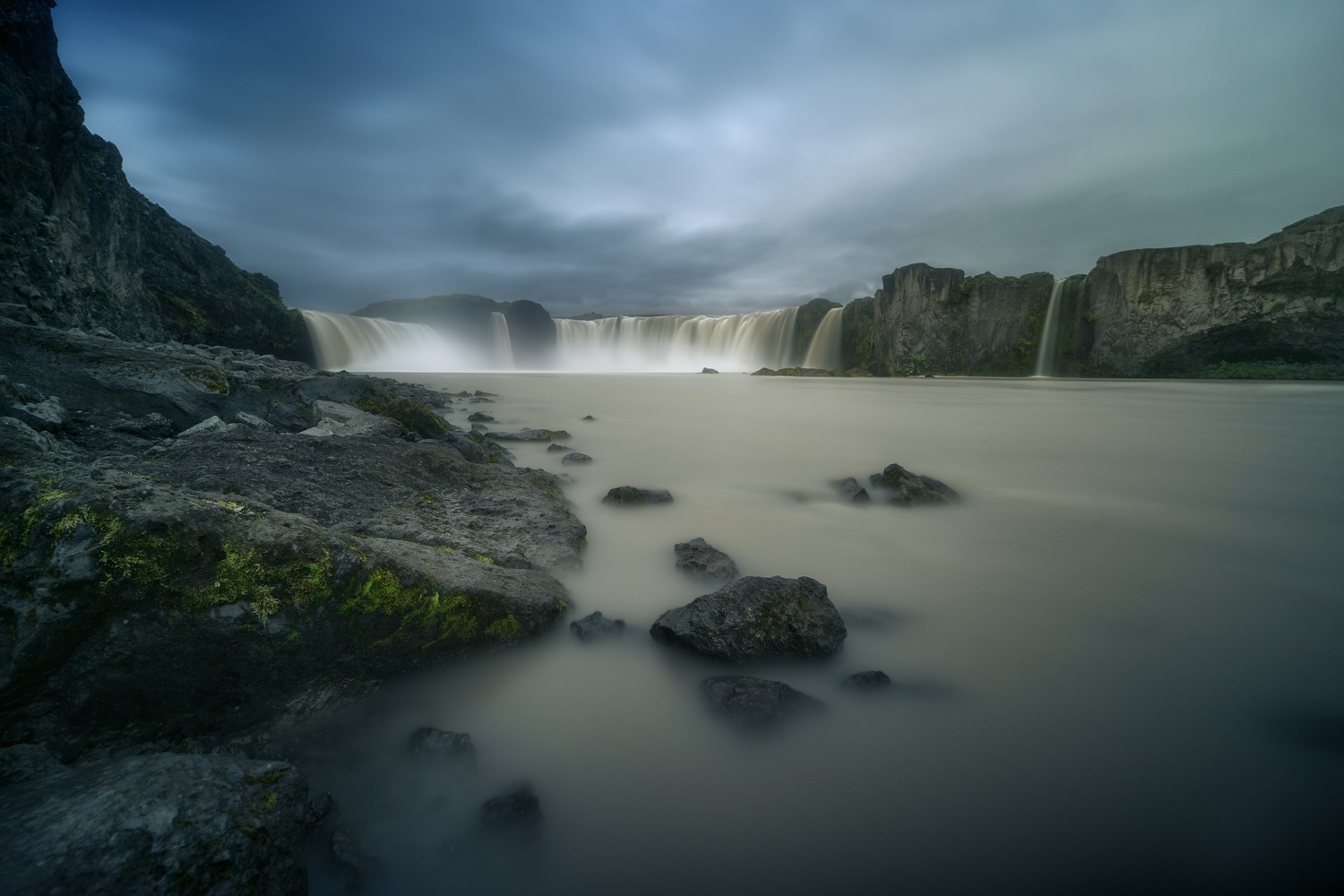 GODAFOSS, one of the top five of Iceland by DaniGviews /Daniel