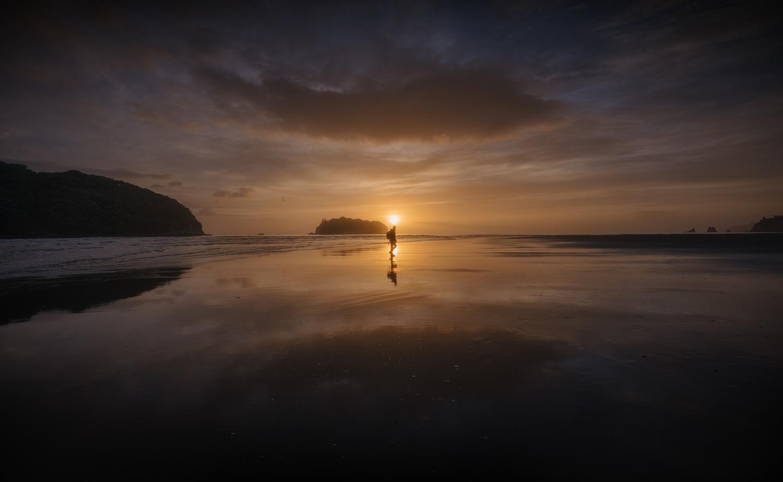 Magic Sunrise in New Zealand by DaniGviews /Daniel