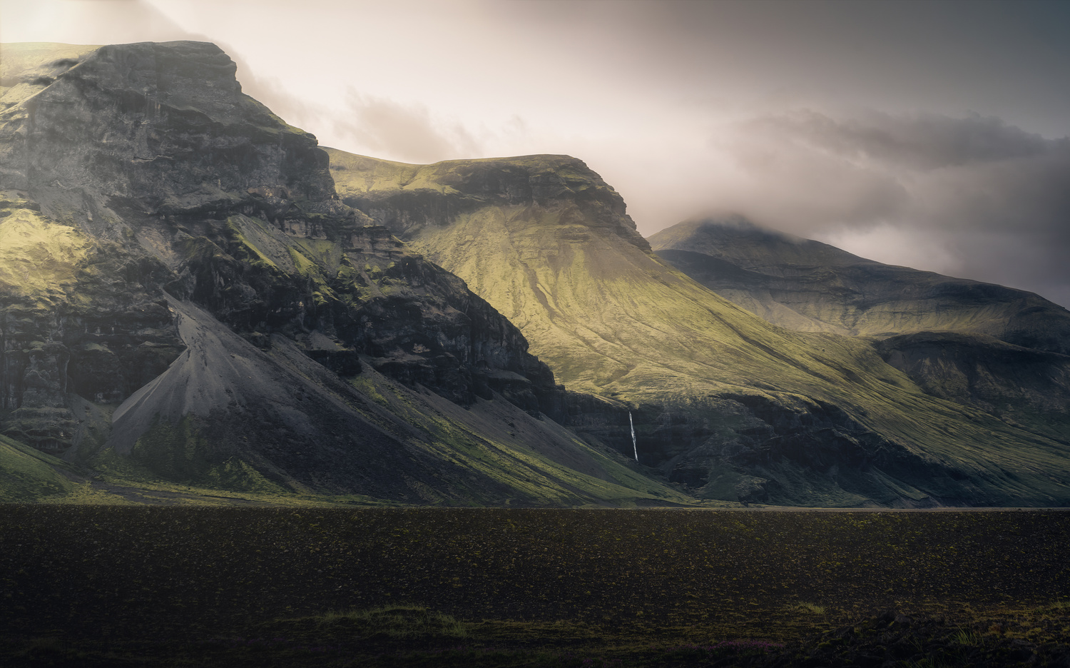 The light of Iceland by DaniGviews /Daniel