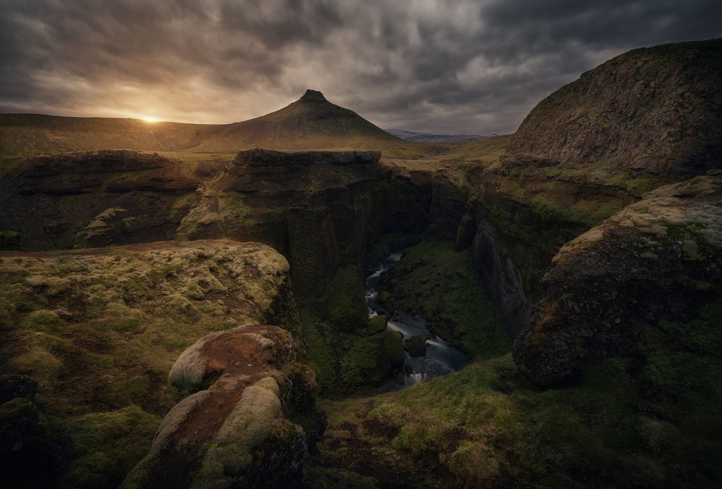 Wonders hidden from Thorsmork to Skogar, Iceland by DaniGviews /Daniel