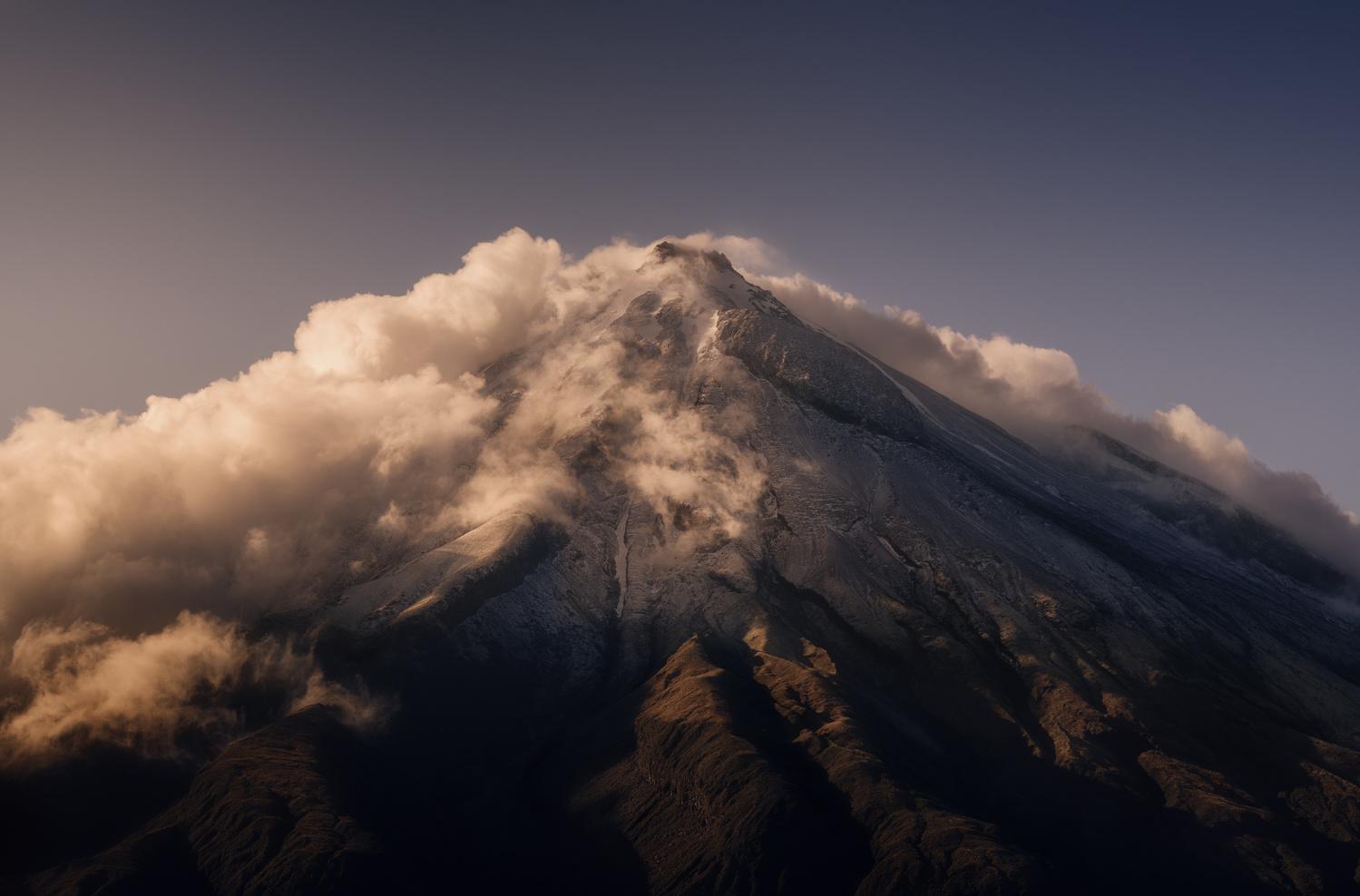 Mt. Taranaki, New Zealand by DaniGviews /Daniel