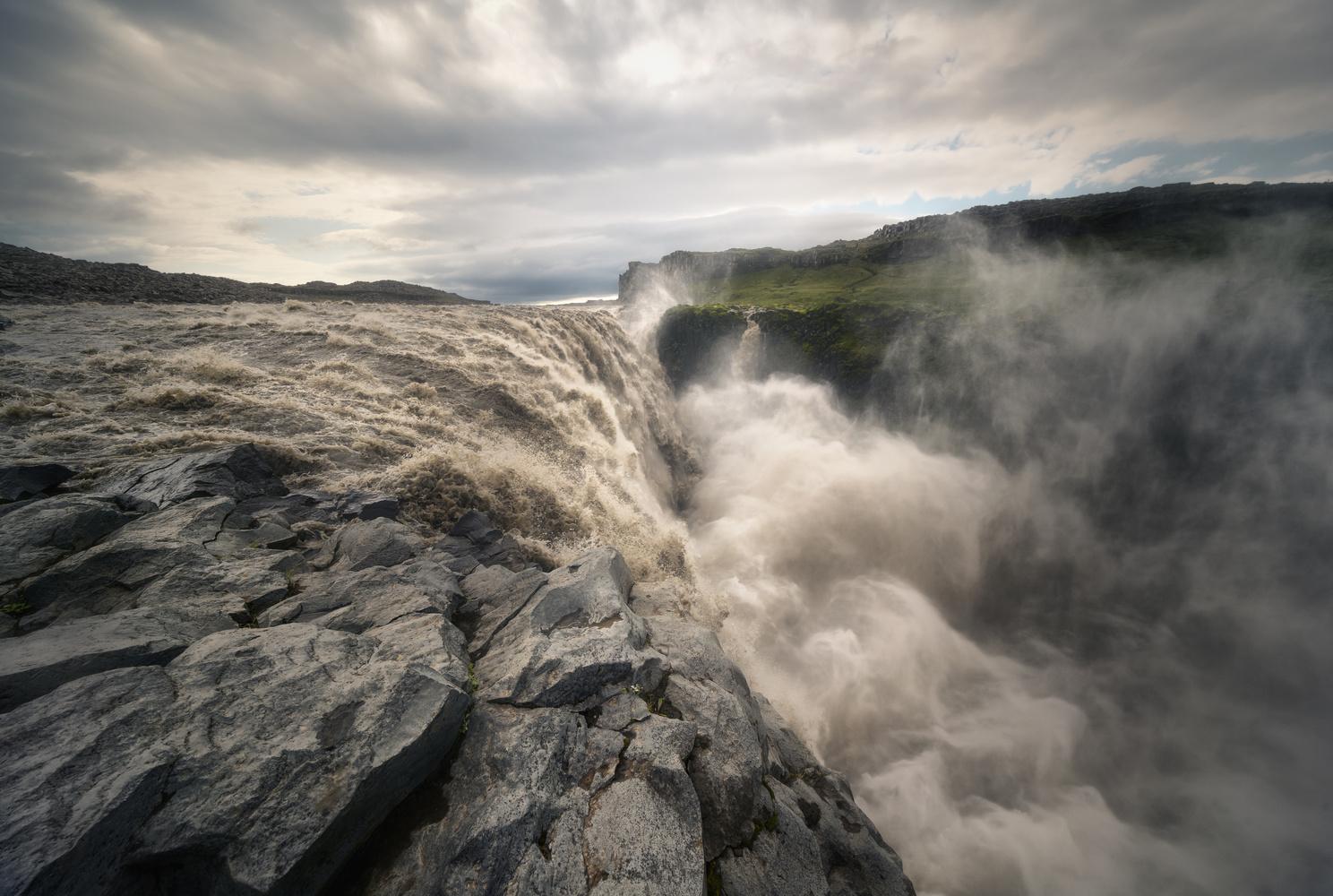 Dettifoss, Iceland's Top Five beast by DaniGviews /Daniel