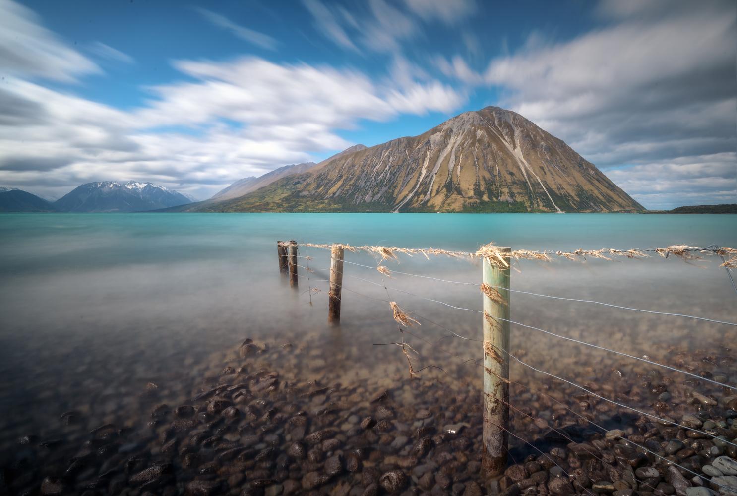 Ohau Lake by DaniGviews /Daniel