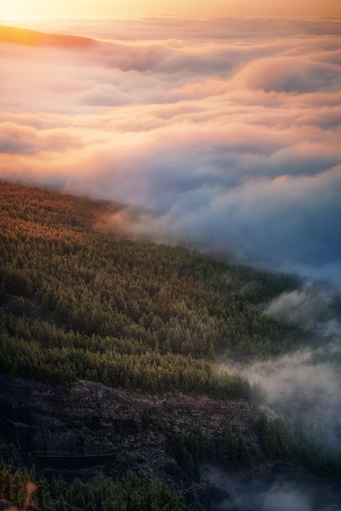 The slope of Teide by DaniGviews /Daniel