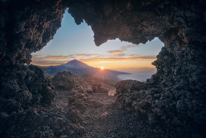 Sunset in Tenerife by DaniGviews /Daniel