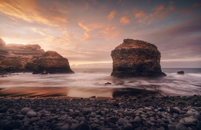 Los roques beach, Tenerife by DaniGviews /Daniel
