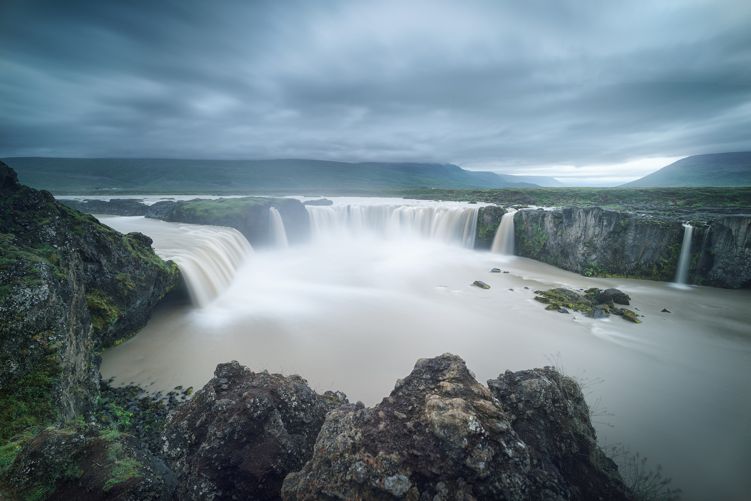 The waterfall of the gods by DaniGviews /Daniel