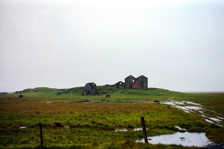 The Icelandic wilderness by Anthony Mizzi