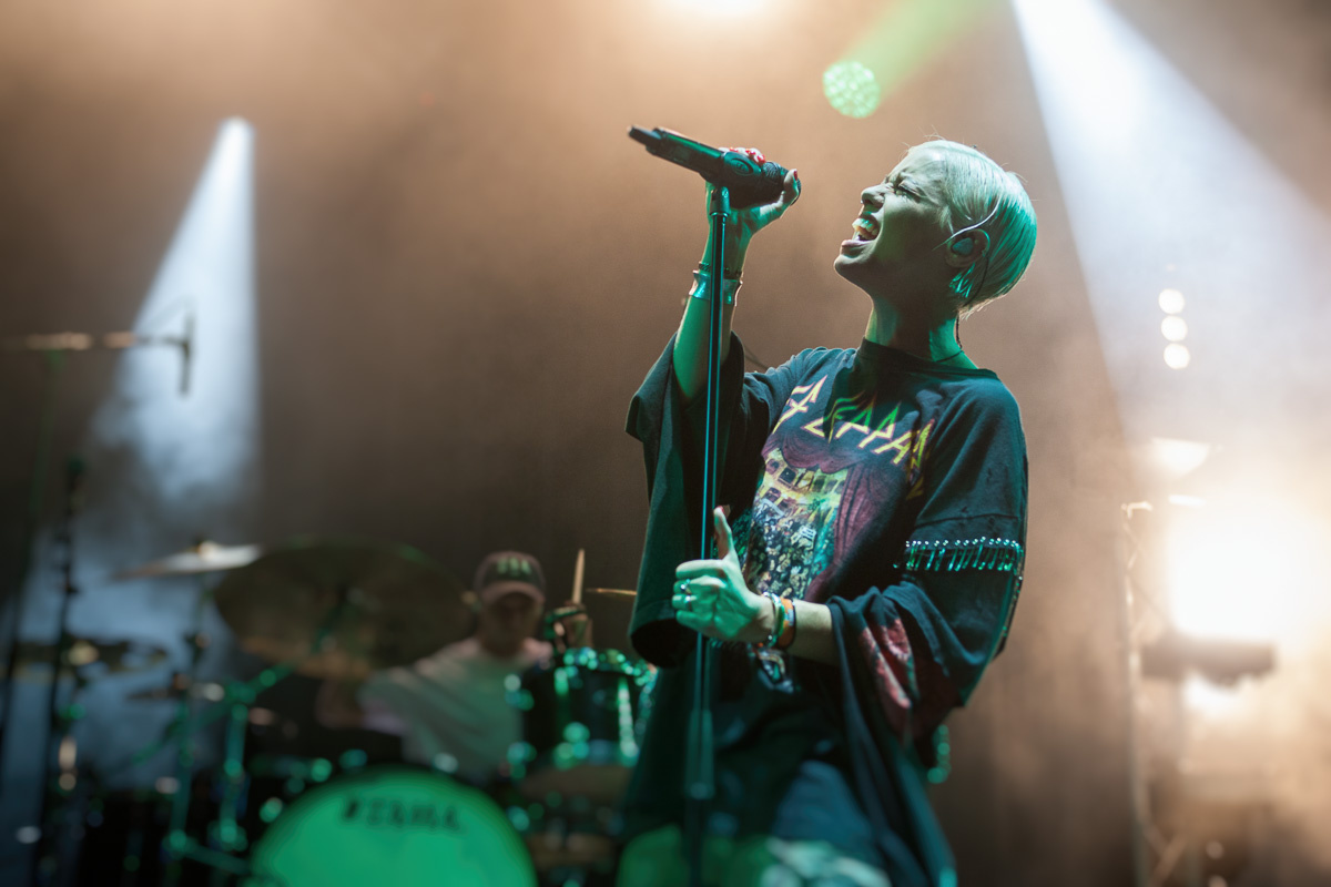 Tonight Alive by Matt Allan