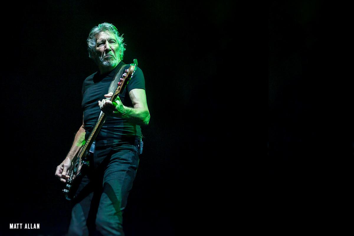 Roger Waters by Matt Allan